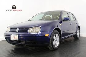 1999_Volkswagen_New Golf_GLS_ Tacoma WA