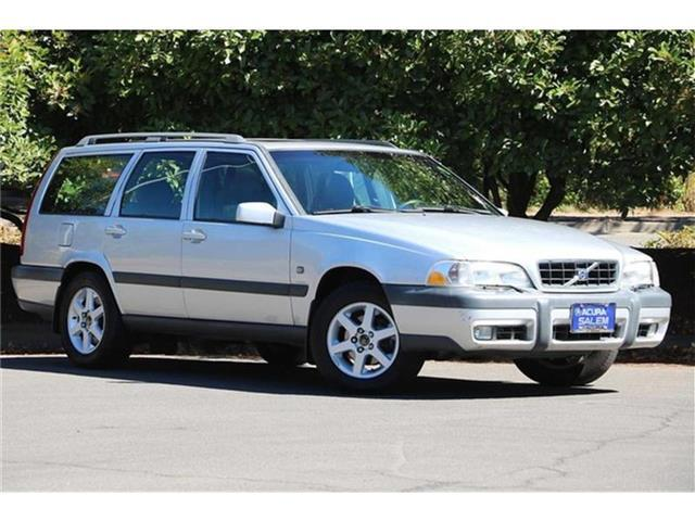 1999 Volvo V70 XC All-wheel Drive Station Wagon Salem OR