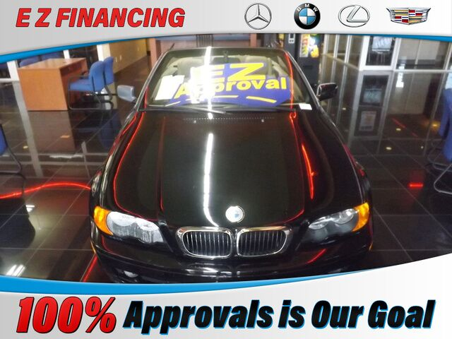 2000 BMW 323 323CI  CONVERTIBLE Morrow GA