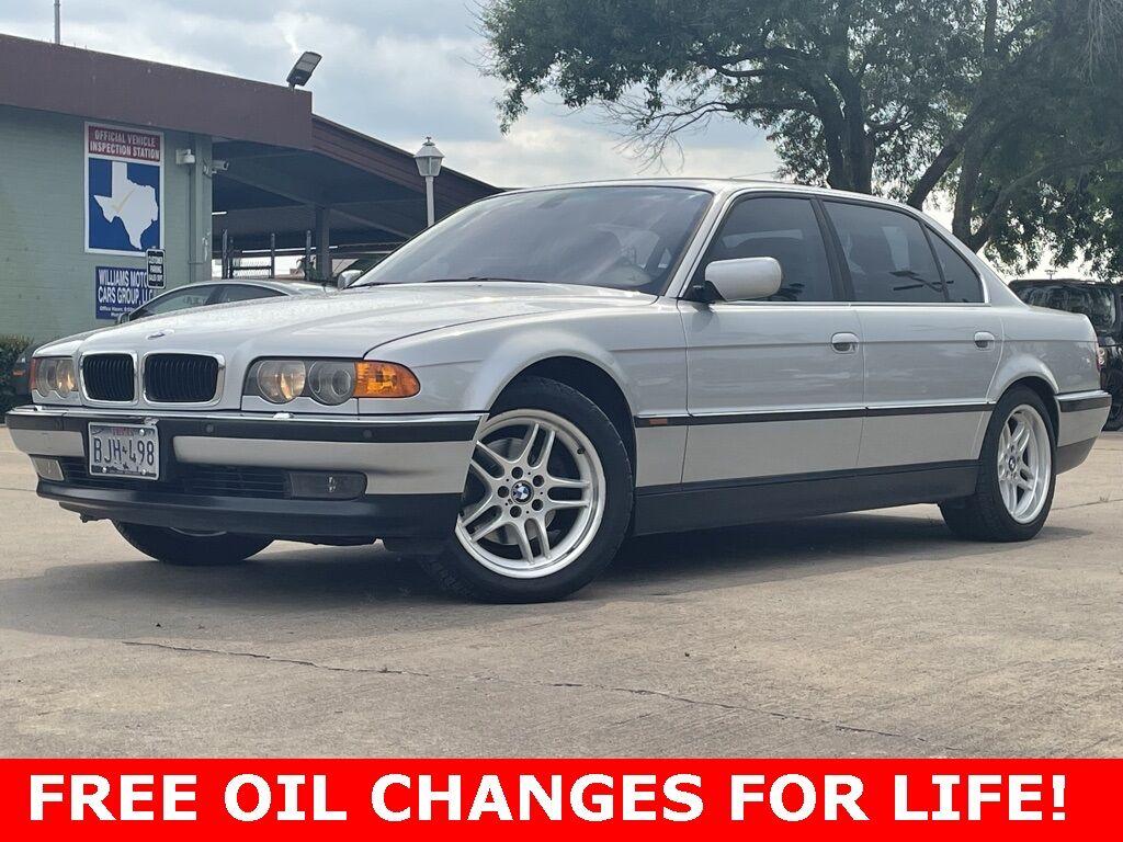 2000_BMW_7 Series_740iL_ Houston TX