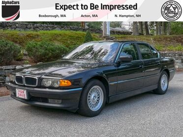 2000_BMW_740i_Luxury Sedan_ Boxborough MA