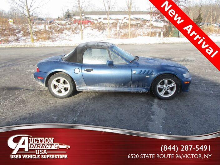 2000 BMW Z3 2.3 Raleigh