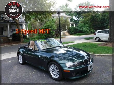2000_BMW_Z3_2.8 Roadster_ Arlington VA
