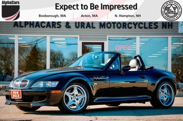 2000_BMW_Z3_M_ Boxborough MA