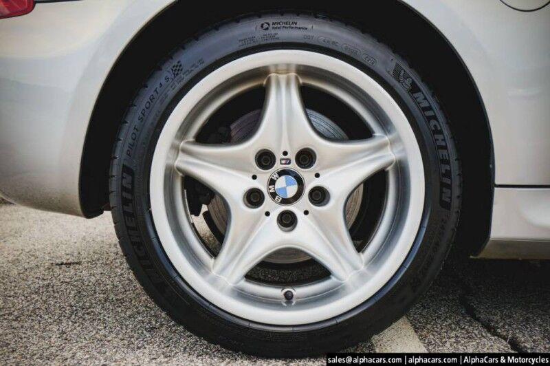 2000 BMW Z3 M Roadster Boxborough MA