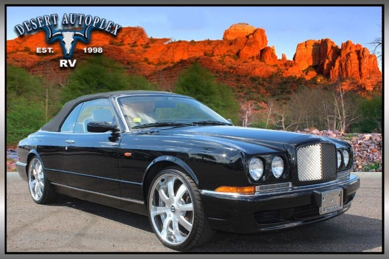2000 Bentley Azure Convertible Classic Extra Clean Mesa AZ