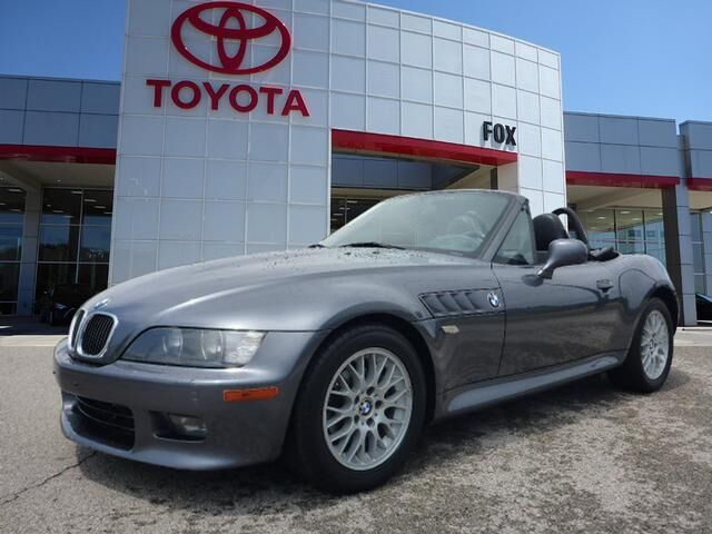 2000 Bmw Z3 2.8 Clinton TN