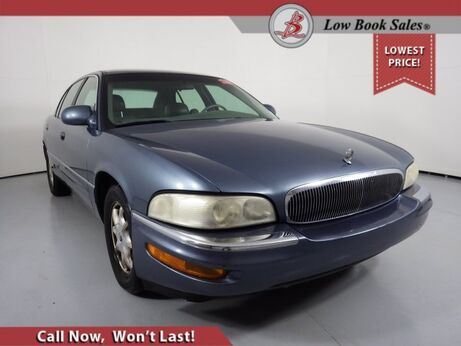 2000_Buick_PARK AVENUE__ Salt Lake City UT