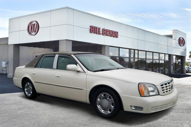 2000 Cadillac DeVille DHS LD8 Leesburg FL