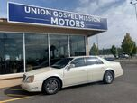 2000 Cadillac Deville - NEEDS WORK DHS