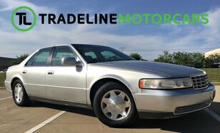 2000_Cadillac_Seville_Luxury SLS LEATHER, HEATED SEATS, LOW MILES... AND MUCH MORE!!!_ CARROLLTON TX