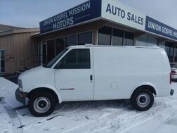 2000_Chevrolet_Astro_Cargo Van AWD_ Spokane Valley WA
