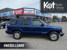 2000_Chevrolet_Blazer_LT Cloth Interior, Roof Rails, 4x4, Good Condition!_ Kelowna BC
