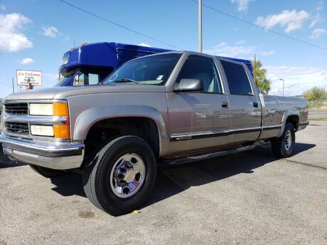 2000 Chevrolet C/K 3500 Crew Cab Long Bed 4WD Spokane Valley WA