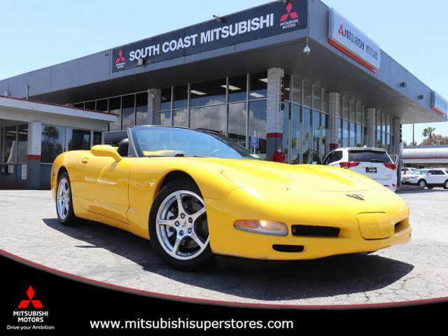 2000 Chevrolet Corvette  Costa Mesa CA