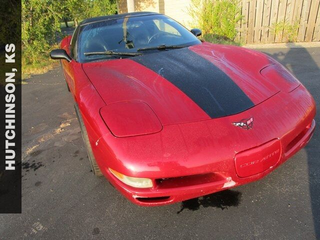 2000 Chevrolet Corvette Base Hutchinson KS