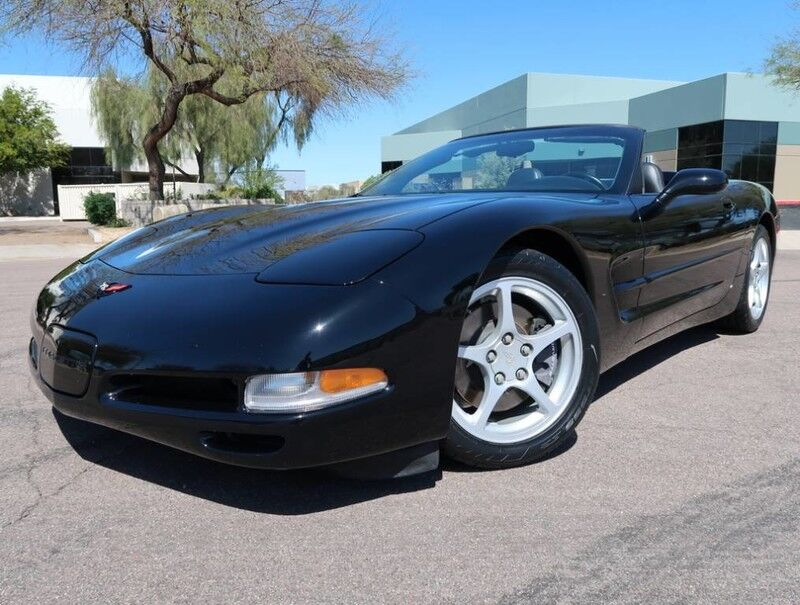 2000 Chevrolet Corvette Convertible Scottsdale AZ