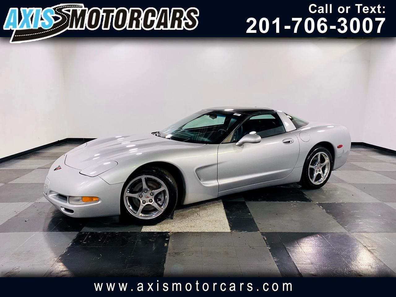 2000 Chevrolet Corvette w/Targa Roof Bose Sound System Jersey City NJ