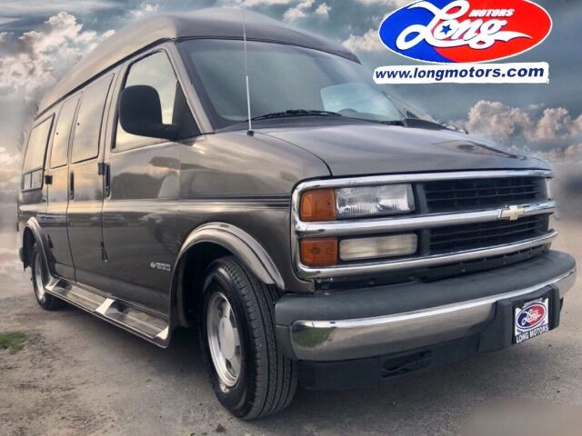 ab3e95078a4a Used 2000 Chevrolet Express 1500 Cargo in New Braunfels TX