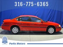 2000_Chevrolet_Impala_Base_ Wichita KS