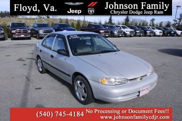 2000 Chevrolet Prizm Base Woodlawn VA