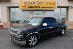 2000_Chevrolet_Silverado 1500_LS Ext. Cab 4-Door Short Bed 2WD_ Las Vegas NV