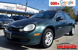 2000_Dodge_Neon_Highline 4dr Sedan_ Saint Augustine FL