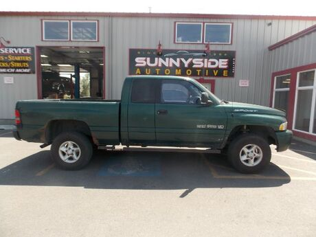 2000 Dodge Ram 1500 Quad Cab Short Bed 4WD Idaho Falls ID