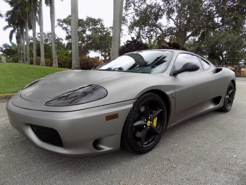 2000 Ferrari 360 Berlinetta Hollywood FL