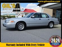 2000_Ford_Crown Victoria_LX_ Columbus GA