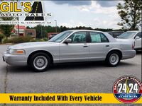 Ford Crown Victoria LX 2000