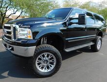 2000_Ford_EXCURSION 4x4 XLT PKG W/ LEATHER LIFTED W/ 36s ON 20s_7.3 POWERSTROKE DIESEL OVER $10K UPGRADES_ Phoenix AZ