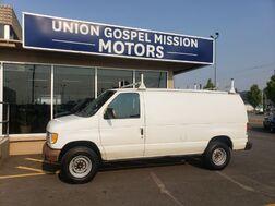 2000_Ford_Econoline_E250_ Spokane Valley WA
