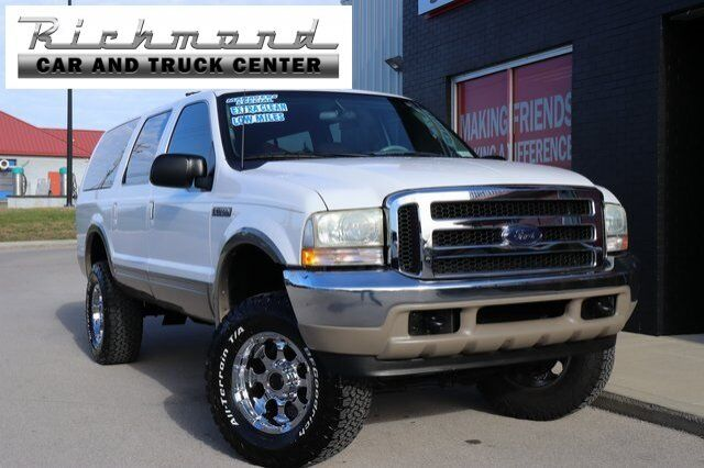 2000 Ford Excursion Limited Richmond KY