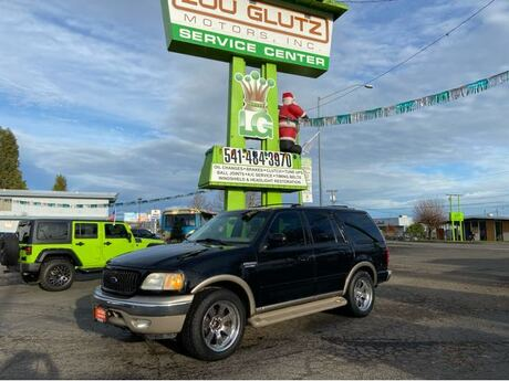 2000 Ford Expedition Eddie Bauer 4WD Eugene OR