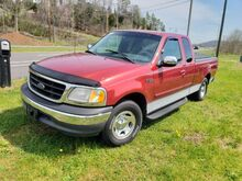 2000_Ford_F-150_XLT SuperCab Short Bed 2WD_ Piney Flats TN