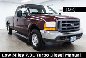 2000_Ford_F-250SD_XL 7.3L Turbo Diesel Manual_ Portland OR