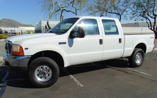 Ford F250 4X4 CREW SB XLT PKG EXTRA CLEAN TRITON V-10 6.8 LITER, GREAT BUY ONLY $5,980 2000