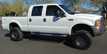 2000_Ford_F250 SUPER DUTY 4X4 CREW SB XLT PKG_TRITON 5.4L V8 PRO COMP SUSP LIFT CLEAN AS NEW_ Phoenix AZ