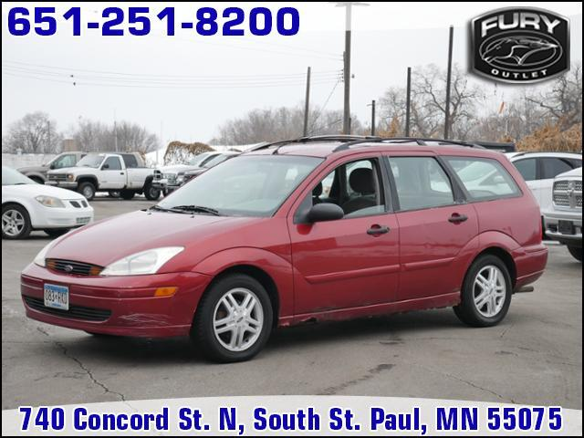 2000 Ford Focus 4dr Wgn SE St. Paul MN
