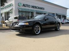 2000_Ford_Mustang_GT Coupe, 5 SPEED MANUAL, AM/FM/CASSETTE/CD, POWER DRIVER WINDOW_ Plano TX