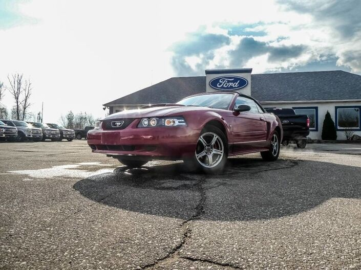 2000 Ford Mustang SOLD AS IS Essex ON