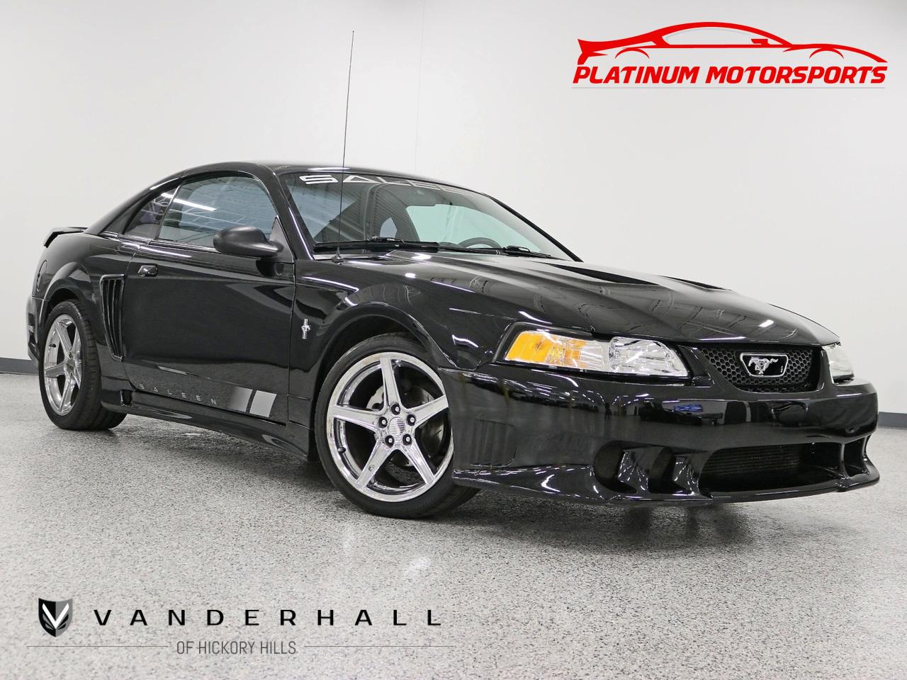2000 Ford Mustang Saleen SC 2 Owner Rare 1 of 232 Produced Carfax Certified Loaded Hickory Hills IL