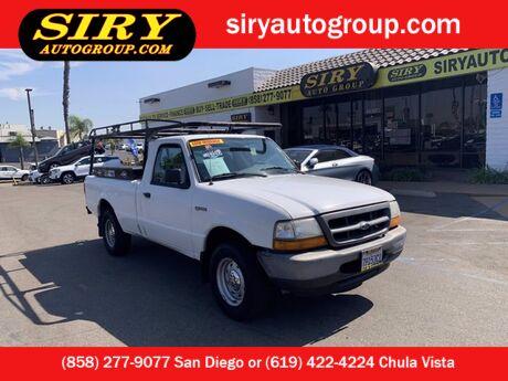 2000 Ford Ranger XL San Diego CA