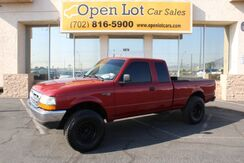 2000_Ford_Ranger_XL SuperCab 2WD_ Las Vegas NV