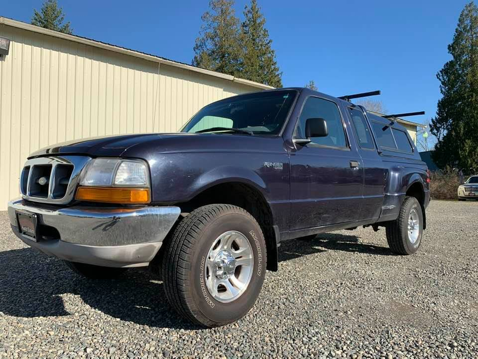 2000 Ford Ranger XLT SuperCab 4WD Olympia WA