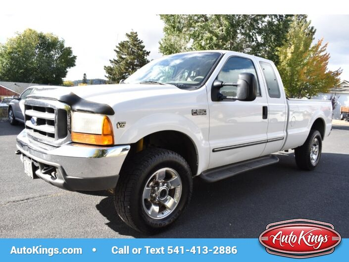 2000 Ford Super Duty F-250 Lariat 4WD Supercab Bend OR