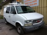2000 GMC Safari Cargo Van AWD