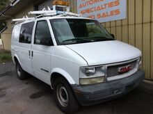 2000_GMC_Safari_Cargo Van AWD_ Spokane WA