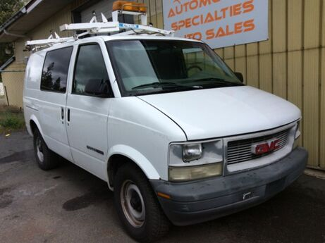2000 GMC Safari Cargo Van AWD Spokane WA
